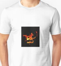 Soul on fire Unisex T-Shirt