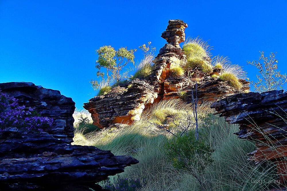 Rock Stack by Guy Carey