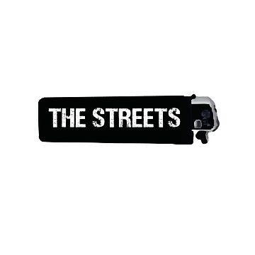The Streets - Lighter (Black) by DesignedByOli