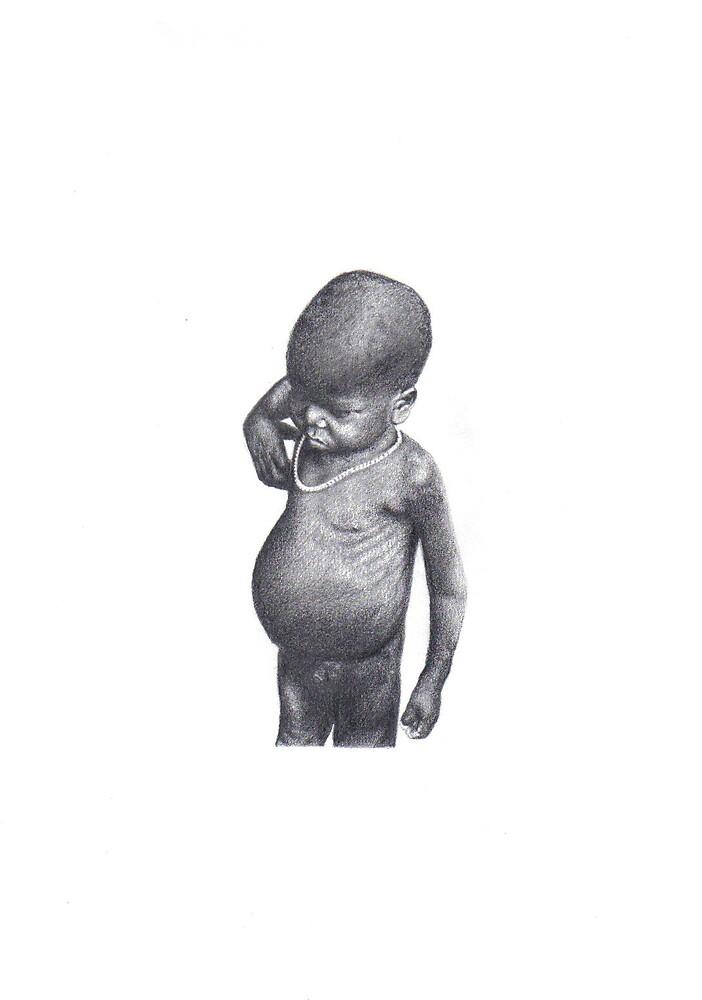 Biafran Child by teaganburke