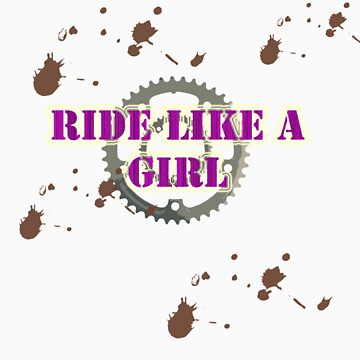RIDE LIKE A GIRL by LongStories