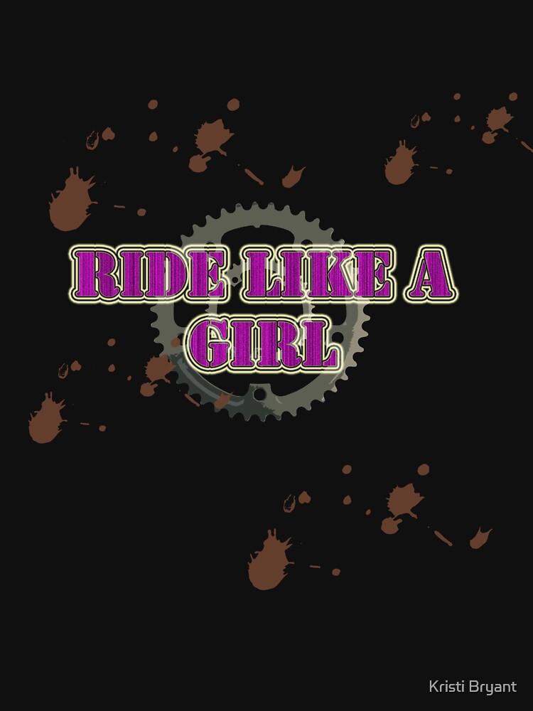 RIDE LIKE A GIRL by LongStories