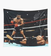 Mike Tyson Wall Tapestry