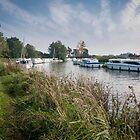 Norfolk Broads by Sue Martin