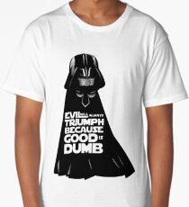 Dark Helmet - Fan art Long T-Shirt