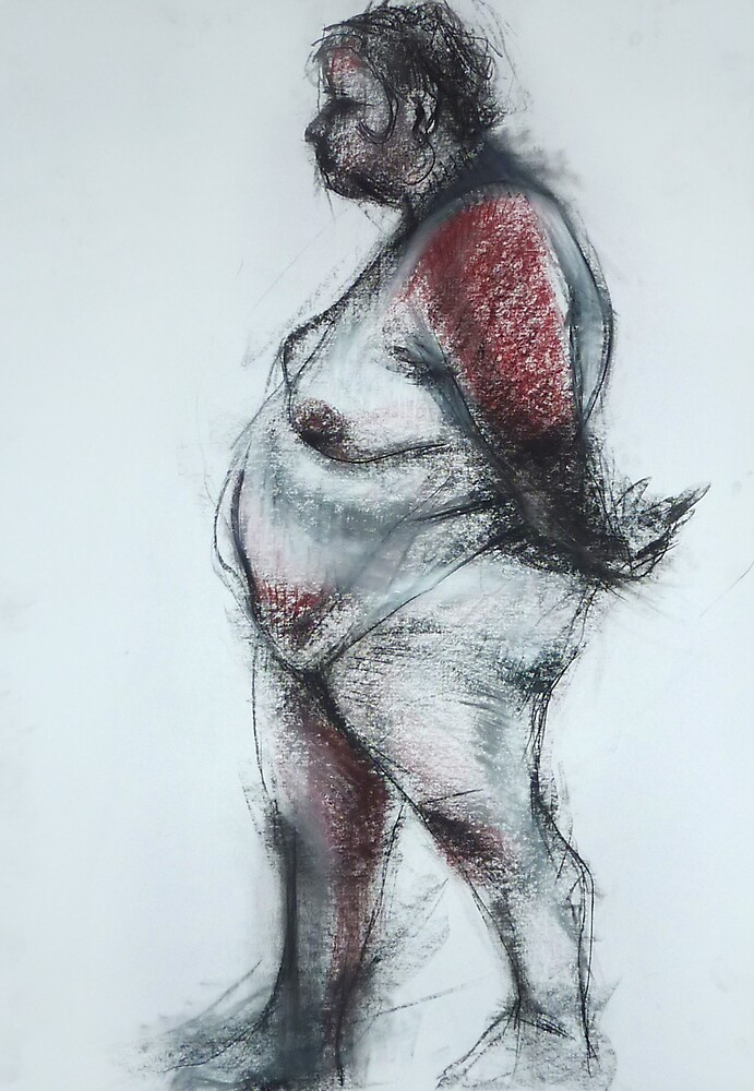 Side study by BM Ruskin