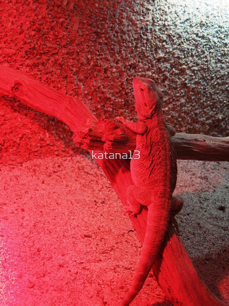 eddie lizard by katana13