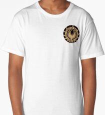 Battlestar Galactica Staff Shirt Long T-Shirt