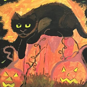 Master of pumpkins by cmoartist2012