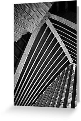Inside the Sydney Opera House by SD Smart