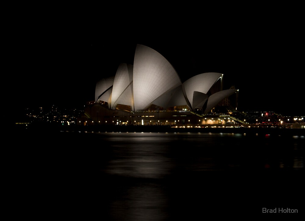 The Opera House by Brad Holton
