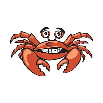 Happy Crab by Seemushk