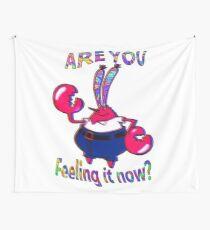 mr krabs Wall Tapestry