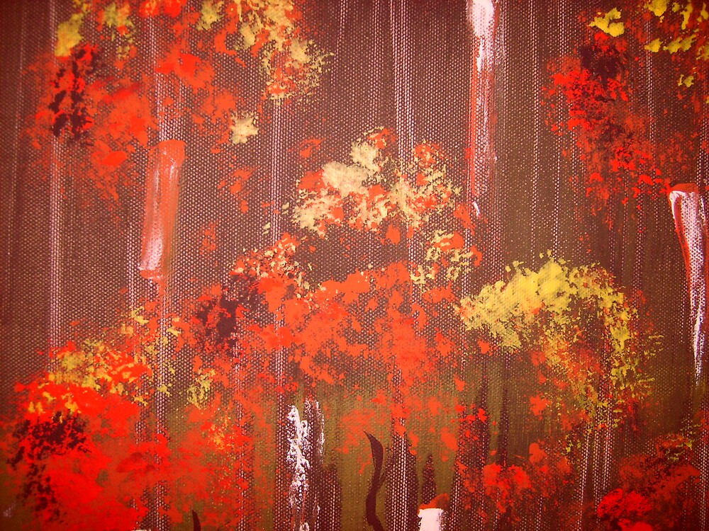 lost forest by leonie7