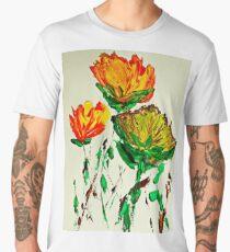 Tre Blomstrer Men's Premium T-Shirt