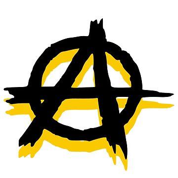 Anarcho Capitalist by underscorepound