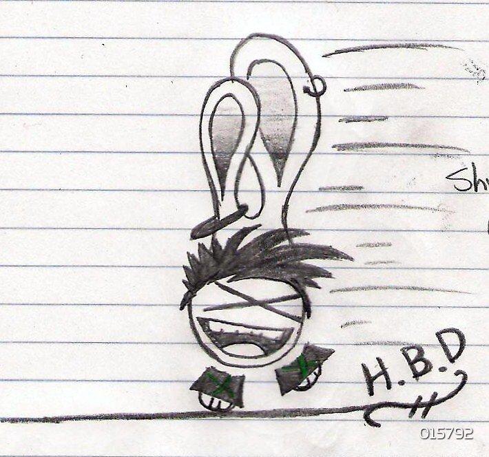 shuffle bunny by 015792