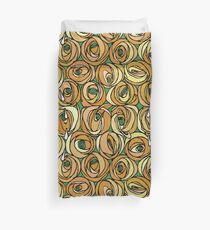 "Charles Rennie Mackintosh ""Roses and teardrops"" edited 3. Duvet Cover"