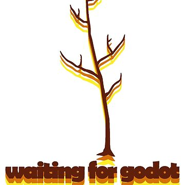 Waiting For Godot by underscorepound