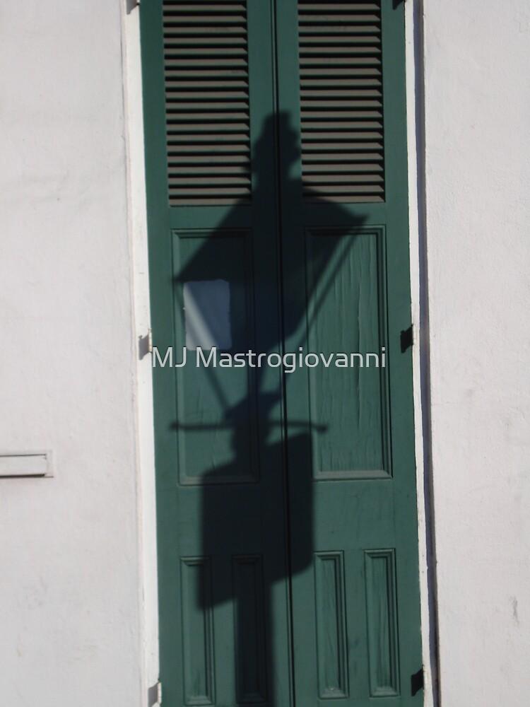 Shadow #3 Original by MJ Mastrogiovanni