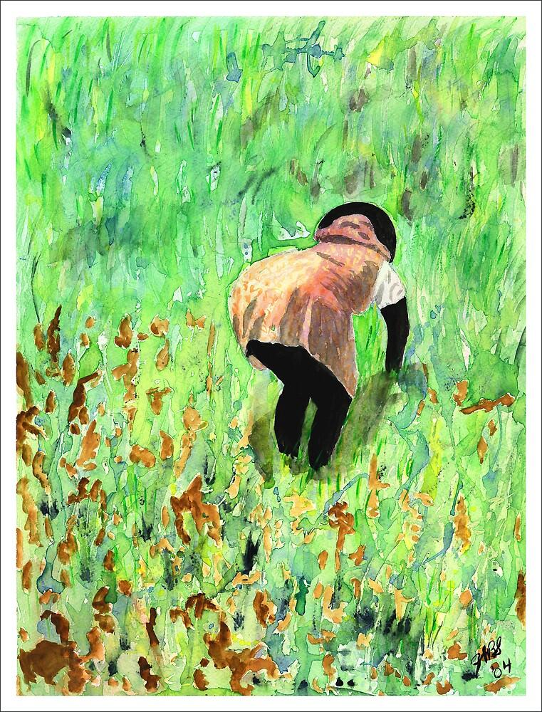 Rice Paddy by Joyce Sousa