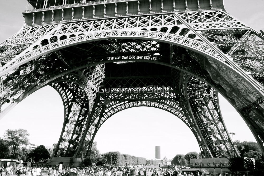 Eiffel by Gursimran Sibia