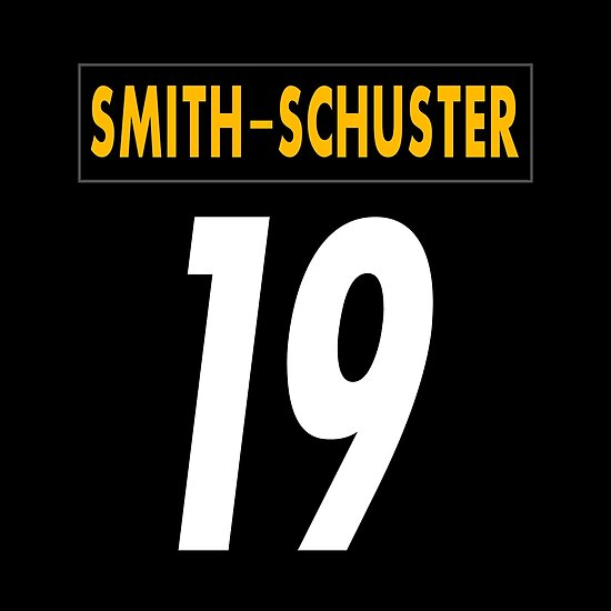 """JuJu Smith Schuster Phone Case"" Posters By Csmall96"