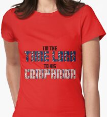 Time Lord to His Companion T-Shirt