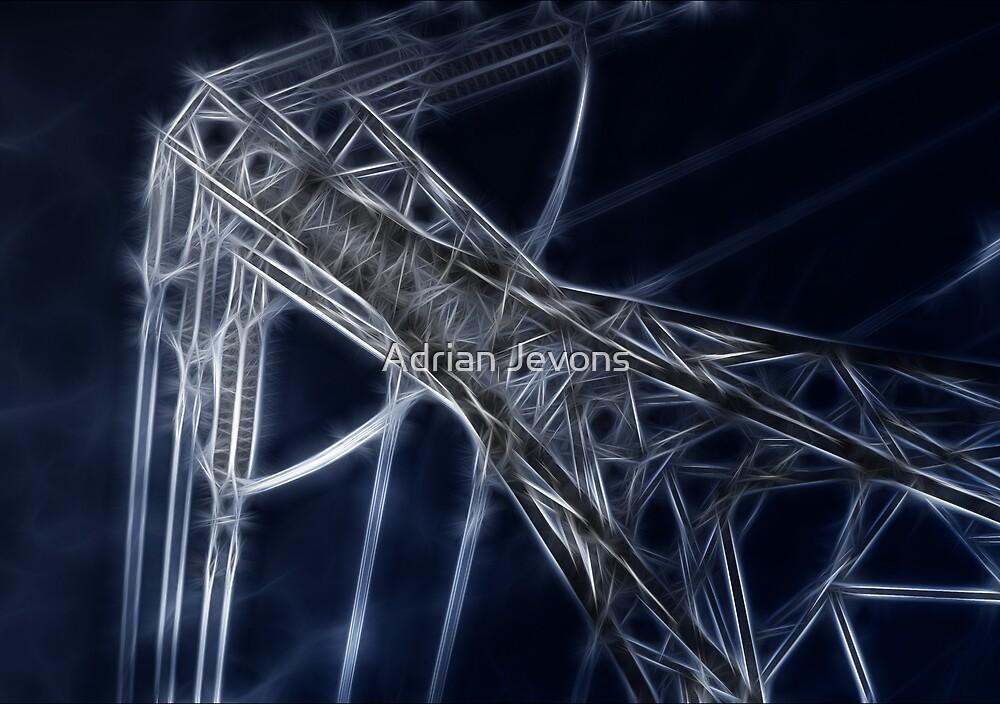 Pylon by Adrian Jevons