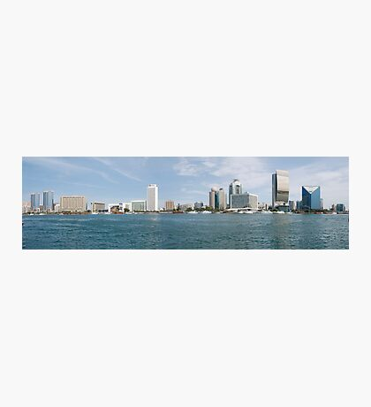 dubai creek Photographic Print