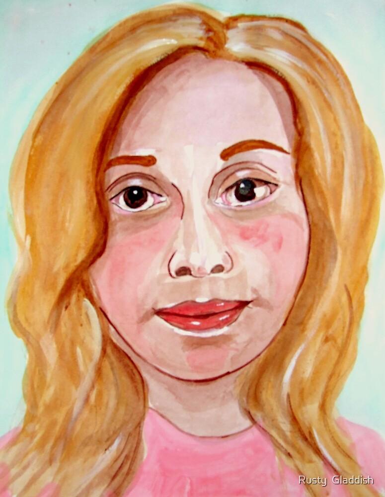 Hanna! Ma petite fille! by Rusty  Gladdish
