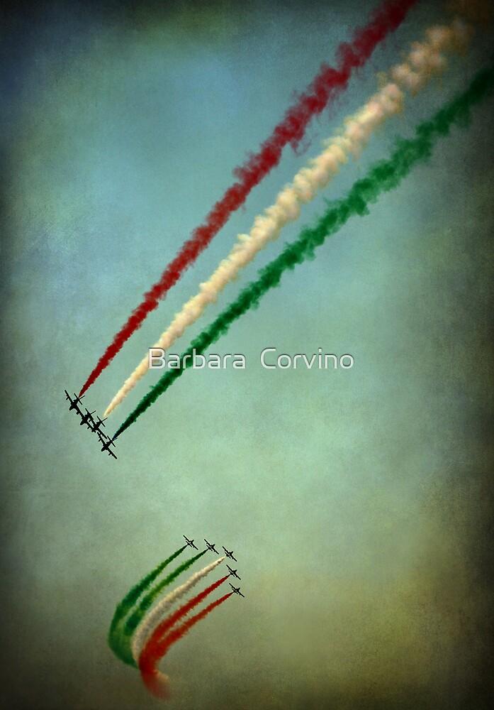 Frecce tricolori by Barbara  Corvino