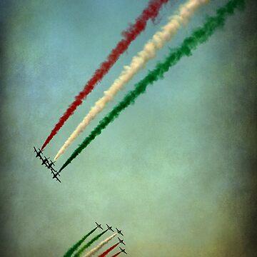 Frecce tricolori by BarbaraCorvino