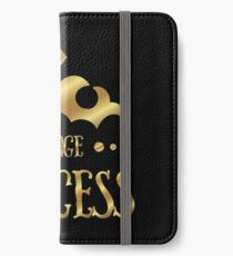 Golden Crown Gold Crowns Lifestyle King Queen Gift iPhone Wallet/Case/Skin