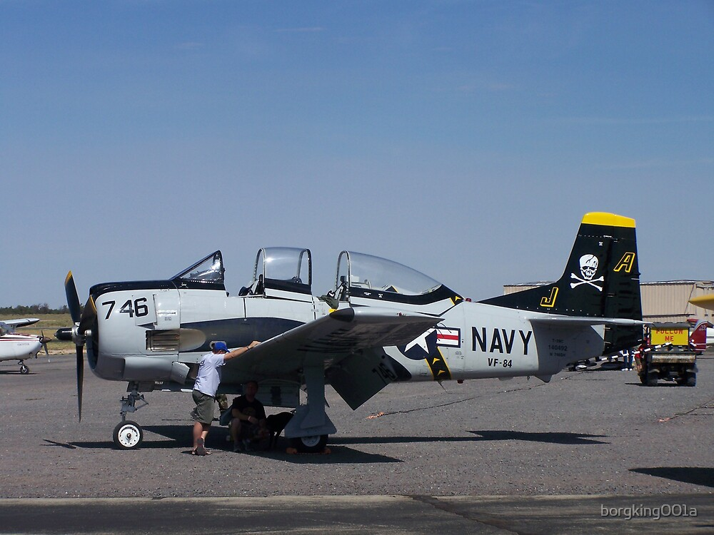 Navy VF-84 by borgking001a