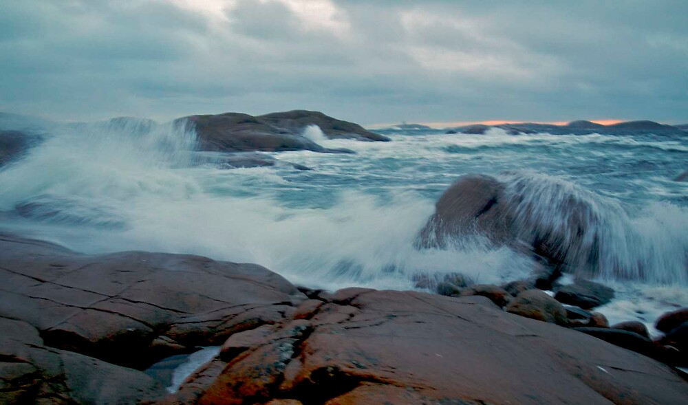 Stormy weather 3 by HOlofsson