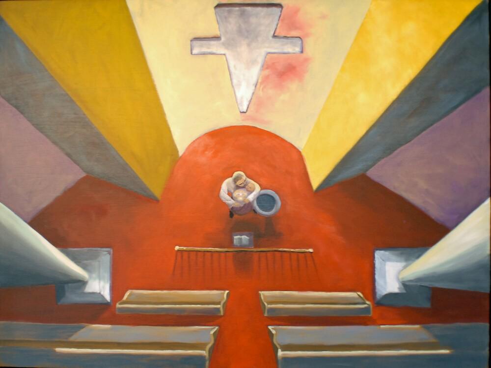 Baptism by Phyllis Dixon