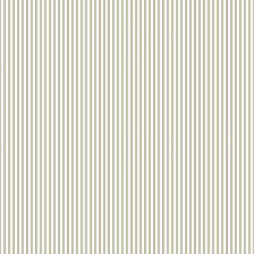 Silver Moss And White Cabana Stripe Pattern by podartist