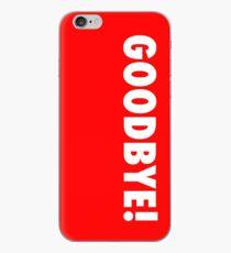Kendall Jenner Goodbye Phone Case iPhone Case