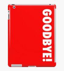 Kendall Jenner Goodbye Phone Case iPad Case/Skin