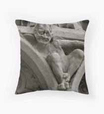 Gargoyle!  Throw Pillow