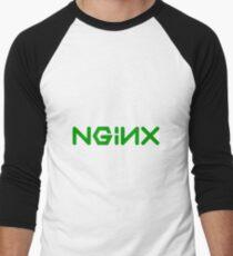 Nginx Men's Baseball ¾ T-Shirt