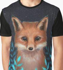 Fox Graphic T-Shirt