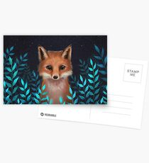 Fox Postcards