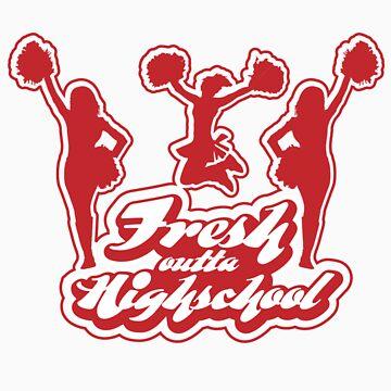 Fresh outta Highschool by Syan21