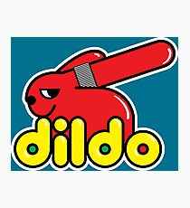 Duplo Dildo Photographic Print