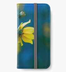 on the edge of serenity iPhone Wallet/Case/Skin