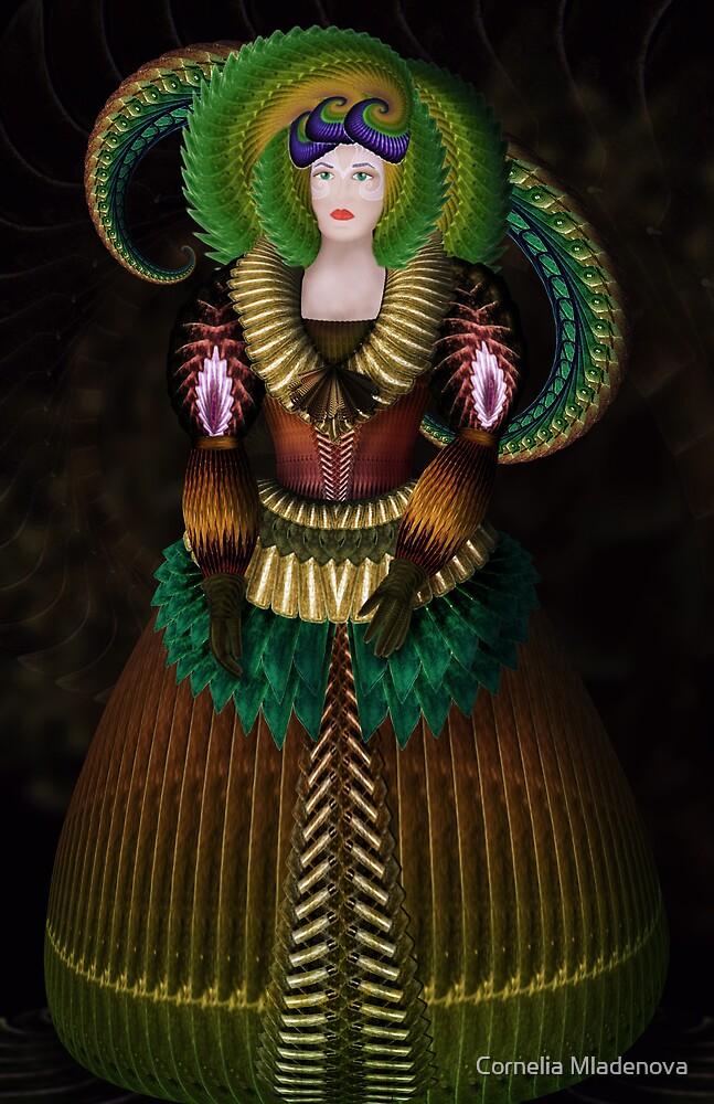 Fancy Dress by Cornelia Mladenova