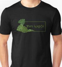 Camiseta unisex Camiseta Zero Waste Recycle