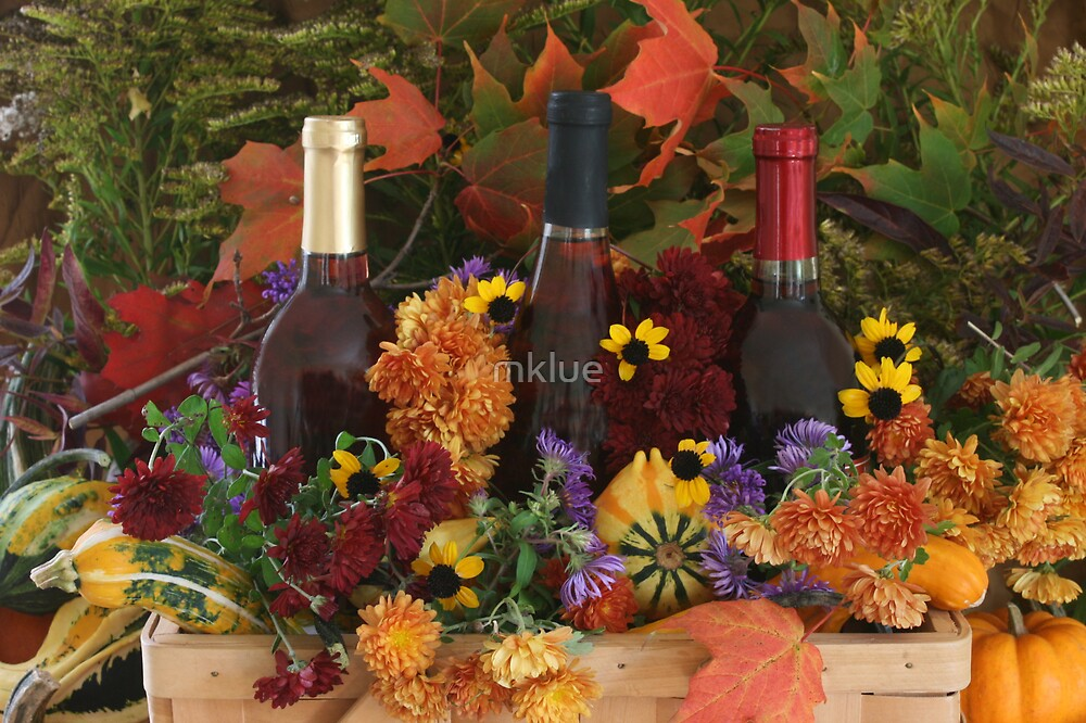 Autumn in Wine Country by mklue